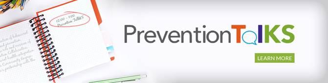 Prevention Talks Slider Image
