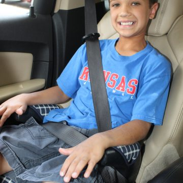 Child Booster Seats: A Boost of Safety
