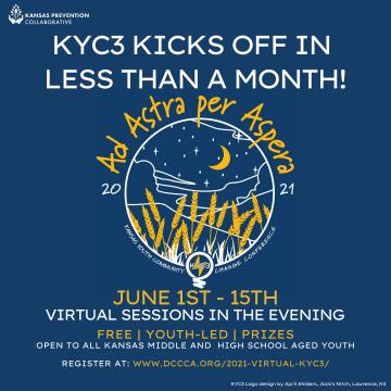 KYC3 returns virtually in June