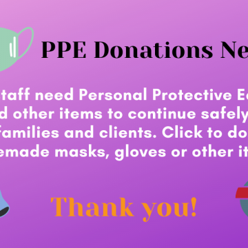 PPE Donation