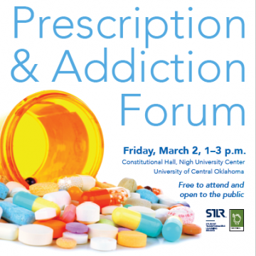 Prescription and Addiction Forum in OKC